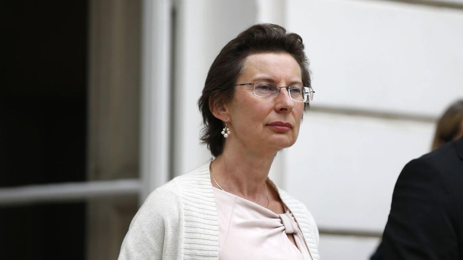 Clotilde Valter, Secrétaire d'Etat auprès de la Ministre du Travail, de l'Emploi, de la Formation professionnelle et du Dialogue Social, chargée de la Formation Professionnelle et de l'apprentissage