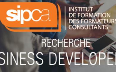 Sipca recherche un business developer