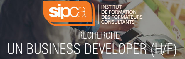 Sipca recherche un business developer